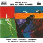 Adams, Clifford: The Master Power - CD
