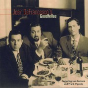 Bob Berg, Frank Vignola: Goodfellas - CD