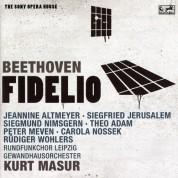 Kurt Masur, Gewandhausorchester, Jeannine Altmeyer, Siegfried Jerusalem: Beethoven: Fidelio - CD