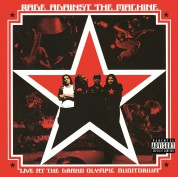 Rage Against The Machine: Live At The Grand Olympic Auditorium - Plak