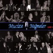 Çeşitli Sanatçılar: Mucize Nağmeler Live 1 - CD