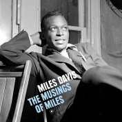 Miles Davis: The Musings Of Miles + 2 Bonus Tracks! (Images By Iconic Jazz Photgrapher Francis Wolff) - Plak