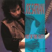 Joe Satriani: Not Of This Earth (Transparent Blue Vinyl) - Plak