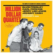 Elvis Presley, Carl Perkins, Jerry Lee Lewis, Johnny Cash: Million Dollar Quartet (The Complete Session on its Original Sequence) - Deluxe Gatefold Edition. - Plak