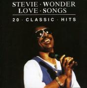 Stevie Wonder: Love Songs 20 Classic Hits - CD