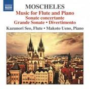 Kazunori Seo, Makoto Ueno: Moscheles: Music for Flute & Piano - CD