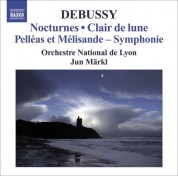 Lyon National Orchestra: Debussy: Orchestral Works, Vol. 2 - CD