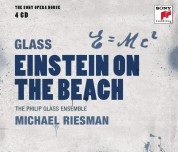 Philip Glass Ensemble, Michael Riesman: Glass: Einstein on the Beach - CD