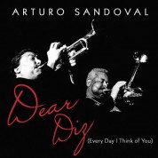 Arturo Sandoval: Dear Diz - CD