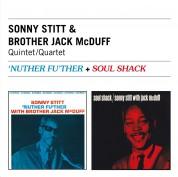 Sonny Stitt: Nuther Fu'ther + Soul Shack - CD