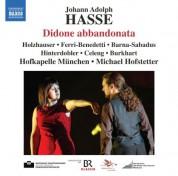 Michael Hofstetter: Hasse: Didone abbandonata - CD