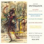 Vincent Le Texier, Orchestre National des Pays de la Loire, Pascal Rophé: Dutilleux: Orchestra - SACD