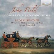 Paolo Restani: Field: Complete Piano Concertos - CD