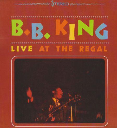 B.B. King: Live At The Regal - Plak