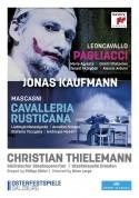 Christian Thielemann, Staatskapelle Dresden, Jonas Kaufmann: Mascagni, Leoncavallo: Pagliacci, Cavalleria Rusticana - DVD