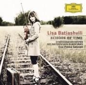 Lisa Batiashvili, Symphonieorchester des Bayerischen Rundfunks, Esa-Pekka Salonen, Hélène Grimaud: Lisa Batiashvili - Echoes Of Time - CD