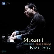 Fazıl Say: Mozart: Complete Piano Sonatas - CD