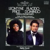 Plácido Domingo: Verdi & Puccini Duets - CD