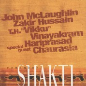 John McLaughlin: Remember Shakti - CD