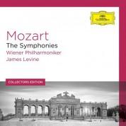 James Levine, Wiener Philharmoniker: Mozart: The Symphonies - CD