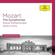 James Levine, Wiener Philharmoniker: Mozart: The Symphonies - CD