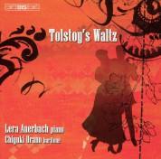 Chiyuki Urano, Lera Auerbach: Tolstoy's Waltz - CD