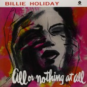 Billie Holiday: All Or Nothing At All (Limited Edition - Yellow Vinyl) - Plak