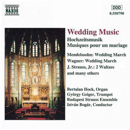 Çeşitli Sanatçılar: WEDDING MUSIC - CD