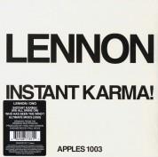 John Lennon, Plastic Ono Band: Instant Karma! - Single Plak