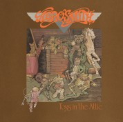 Aerosmith: Toys In The Attic - Plak