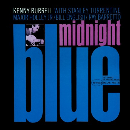 Kenny Burrell: Midnight Blue - CD
