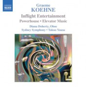 Koehne: Inflight Entertainment / Powerhouse / Elevator Music - CD