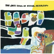 Oscar Peterson: The Jazz Soul of Oscar Peterson - Plak