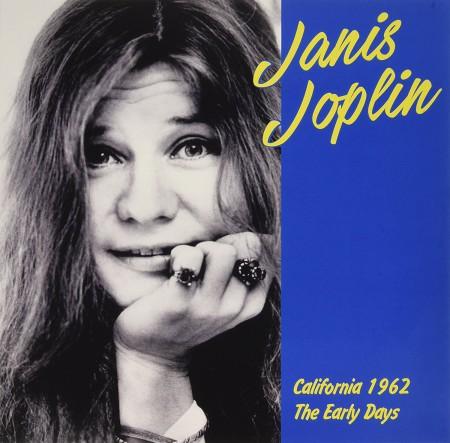Janis Joplin: California 1962: Early Years - Plak