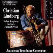Christian Lindberg, Malmö Symphony Orchestra, James DePreist: American Trombone Concertos - CD