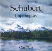 Can Okan: Schubert: Impromptus - CD