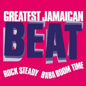 Çeşitli Sanatçılar: Greatest Jamaican Beat (Orange Vinyl) - Plak