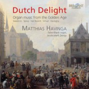 Dutch Delight: Organ Music from the golden age - CD
