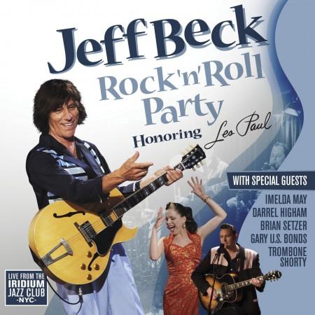 Jeff Beck: Rock'n'Roll Party Honoring Les Paul - CD
