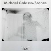 Michael Galasso: Scenes - CD