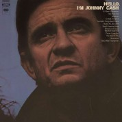 Johnny Cash: Hello, I'm Johnny.. - Plak