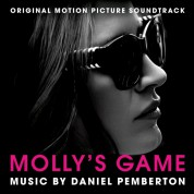 Daniel Pemberton: Molly's Game (Limited Numbered Edition - Pink Vinyl) - Plak