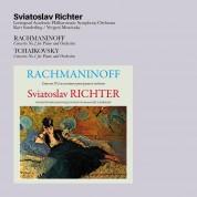 Sviatoslav Richter, Leningrad Academic Philharmonic Symphony Orchestra, Kurt Sanderling: Rachmaninov/ Tchaikovsky: Piano Concerto No. 2/ Piano Concerto No. 1 - CD