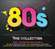 Çeşitli Sanatçılar: 80's Collection - CD