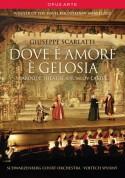 Scarlatti: Scarlatti: Dove è amore è gelosia - DVD