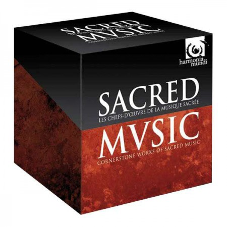 René Jacobs, William Christie, Philippe Herreweghe, Kent Nagano: Sacred Music Box - CD