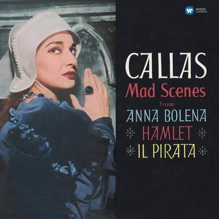 Maria Callas: Mad Scenes - Plak