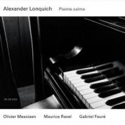 Alexander Lonquich: Plainte Calme - CD