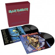 Iron Maiden: Collectors Box: No Prayer for the Dying / Fear of the Dark - Plak