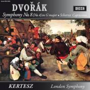 London Symphony Orchestra, István Kertész: Dvorák: Symphony No. 8 - Plak
